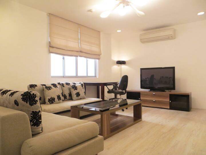 The Amanda - Serviced apartment 2BR (2A)