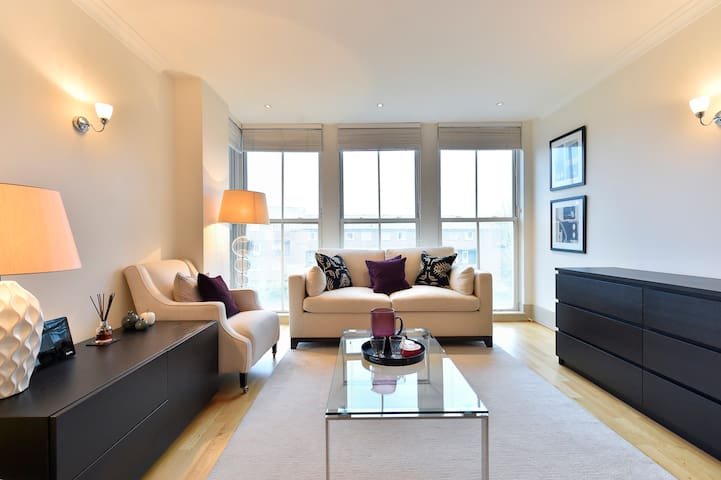 Luxury 3 bed 2 bath Central London