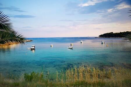 App Terra, 70m from beach