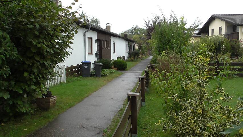 Big room near center of Rosenheim - Rosenheim - Hus