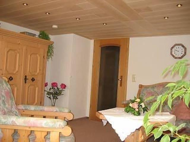 Ferienwohnungen Haus Schneider, (Gutach (Schwarzwaldbahn)), Ferienwohnung Stüble, 55qm, 1 Schlafzimmer, max. 2 Personen