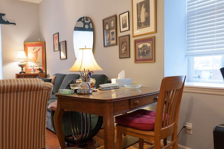 Historic Soulard/Lafayette - Queen Suite