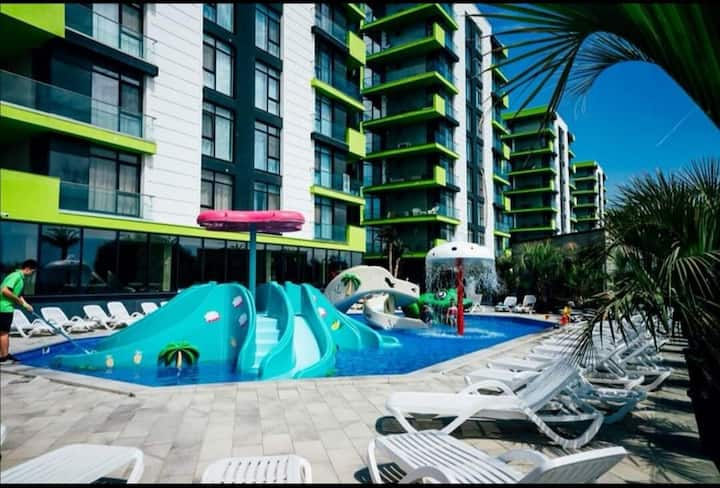 Black Sea Apartament Mamaia Nord - Vacanta de vis