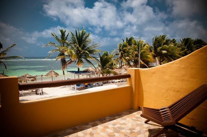 Private Suite 1 Ocean View@MahaSand Suites