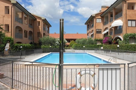 White Waterlilies Apartment - Riotorto - Daire