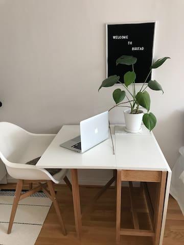 Newly renovated apartment / nyrenoverad lägenhet