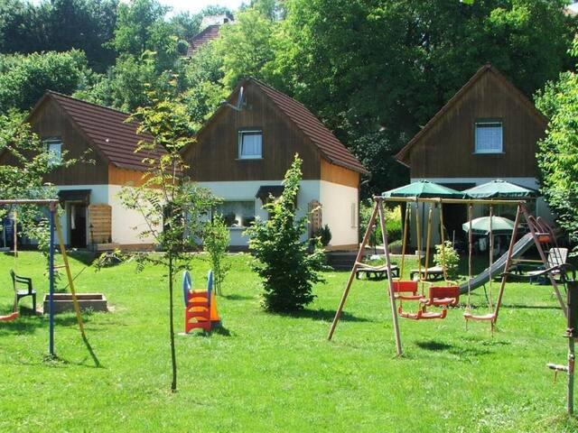 Ferienhaus Steinachtal in Franken bis 5 Personen