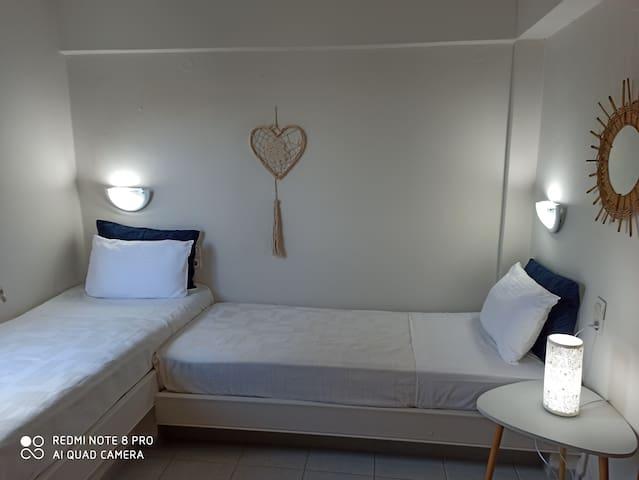Small bedroom!