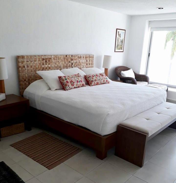 Apartamento de PLAYA bellísimo y muy cómodo