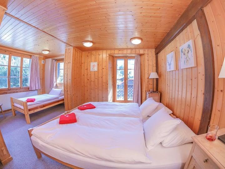 Guest House du Grand Paradis - Triple Terrasse #1