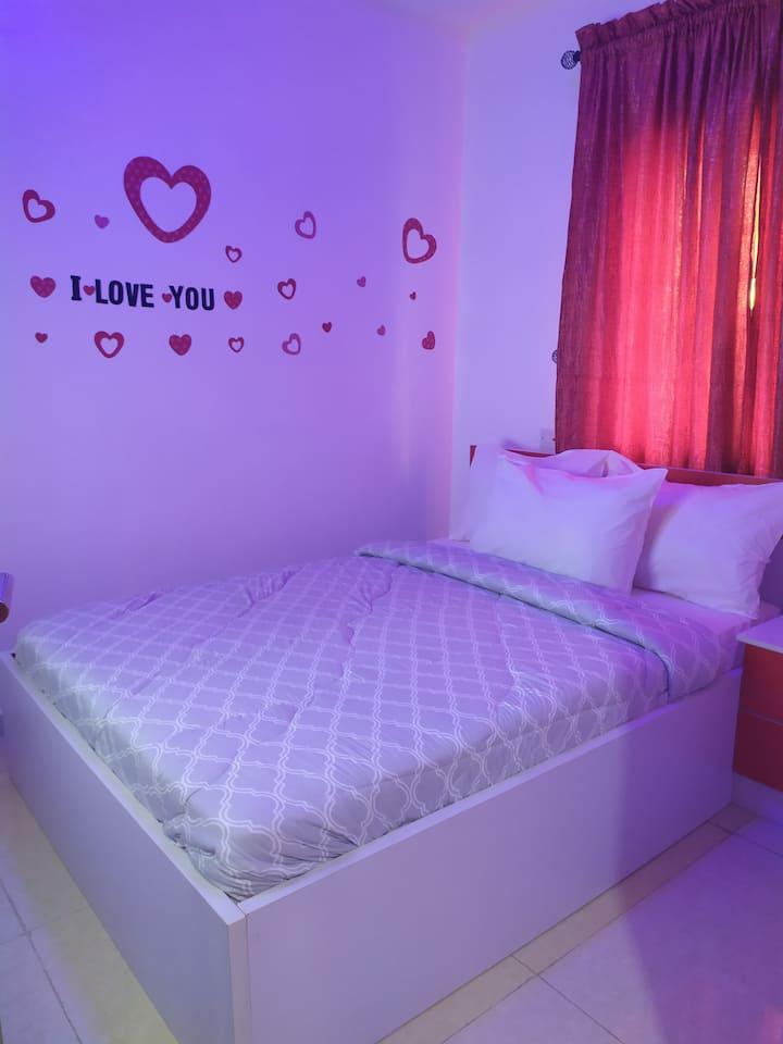 Furnished One Bedroom Flat 2nd Ave Gwarinpa Estate