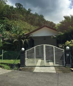 Close to nature: Bungalow in Bt18 Hulu Langat