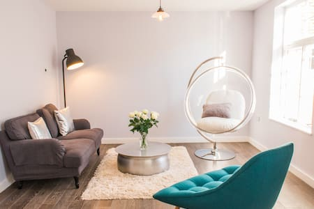 The Apartment - boutique meets chic - Lewes  - Pis