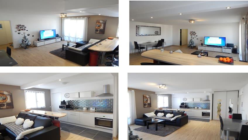 APPERTEMENT COSY - DESIGN olivet - Olivet - Apartamento