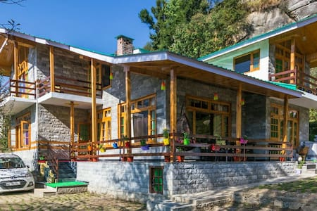 Mantra cottage Manali