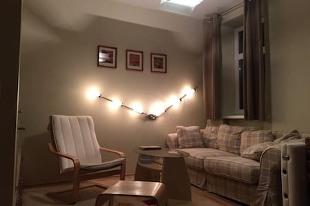 Laid-back cozy apartment near KTU - Kaunas