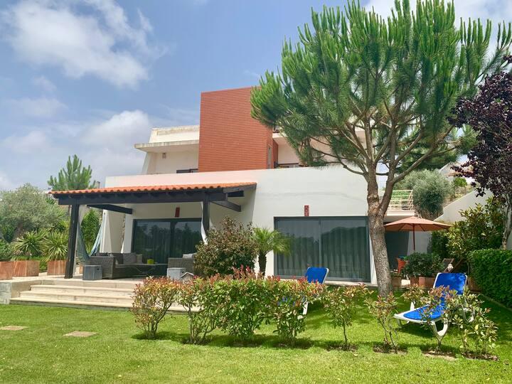 Villa na Praia do Meco