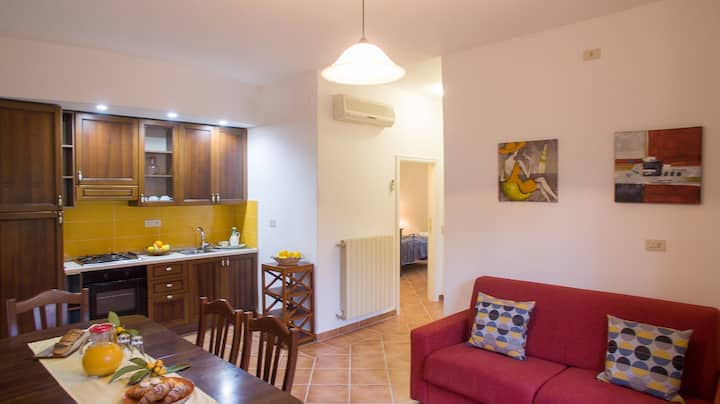 Residence Villamirella Apartment 2 bedrooms (L)