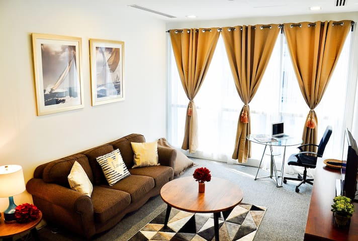 【Hot】MUST VIEW! Luxury Suite 5min walk to KLCC 01