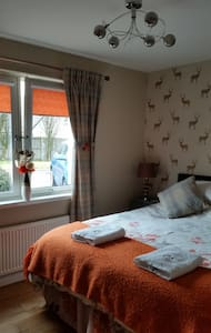 Two luxury bedrooms Sleeps 4 - Aviemore - Huis