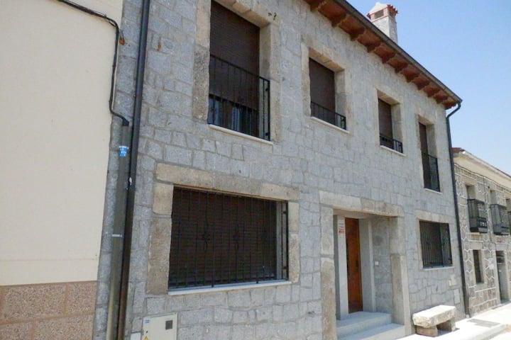 Casa vacacional ideal en Ávila Castilla y León con jacuzzi