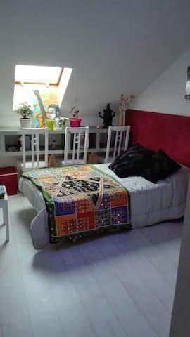 Casa centrica y confortable! - Villaviciosa de Odón - Leilighet