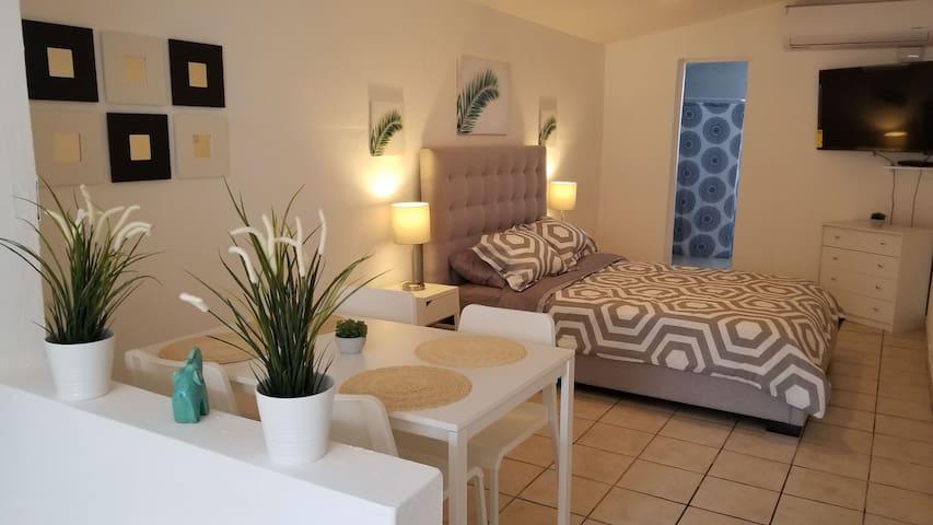 2 Bed Suite Apt in Isla Verde. Walk to the beach!
