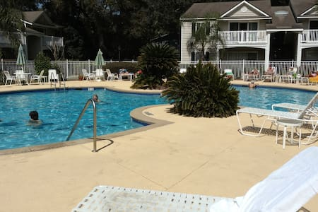 2 Bed / 2 Bath Vacation Condo in Ocean Walk Resort - Saint Simons Island - 度假屋