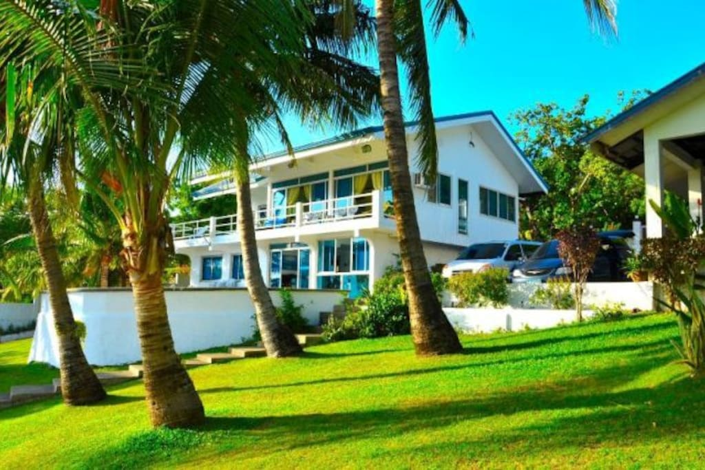 Tali Beachfront Vacation House With Private Pool Houses For Rent In Nasugbu Calabarzon