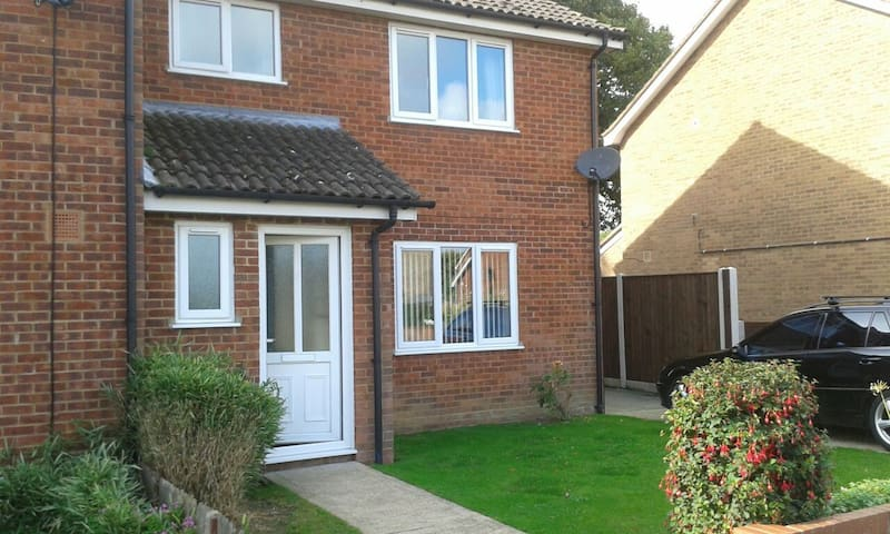 Sizewell 5 Minutes Drive - Leiston - House