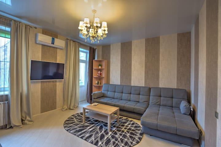 3-х комнатные Апартаменты метро Полежаевская.