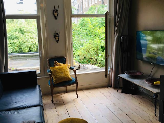 Apartment top location in amsterdam