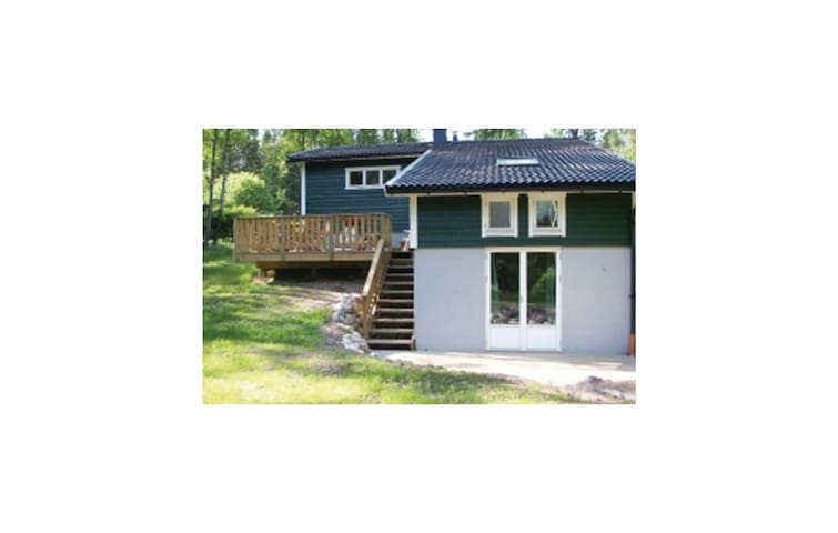 Holiday cottage with 4 bedrooms on 86m² in Vittsjö