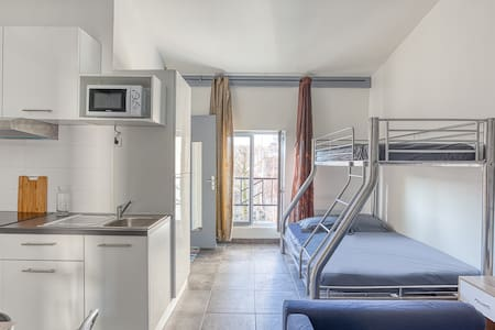Nice  Studio with direct access to Paris