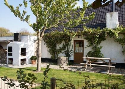 De Kave, een rustige plek en toch dichtbij Brugge - House