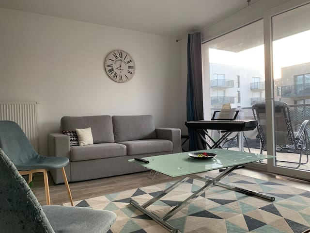 Charmant appartement proche de Lille