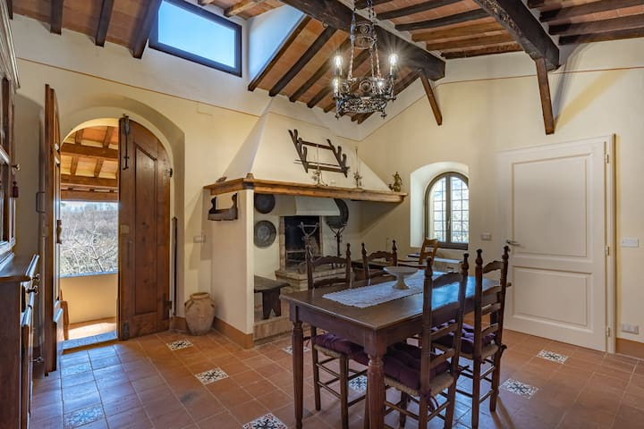 Beatrice - Country house near Montepulciano
