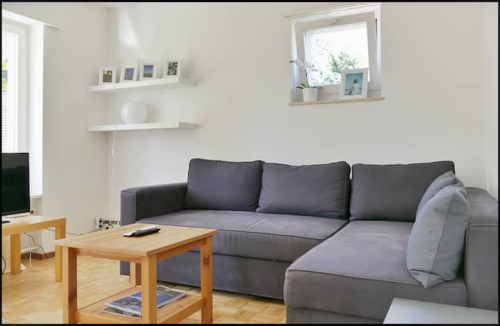 Nice furnished apartment close to HSG University