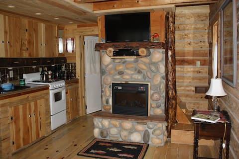 The Little Blanco River Cabin