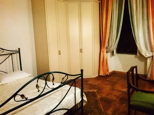Lovely room in Portici + Breakfast - Portici - Дом