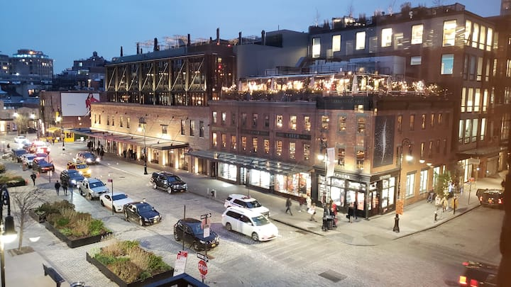 Exclusive Event Loft on Iconic Meatpacking Corner