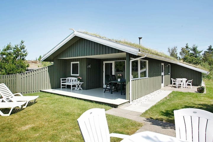 Lovely Holiday Home in Pandrup near Sea