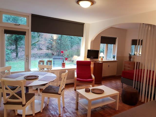Comfortabele vakantiewoning vlakbij Kröller-Müller