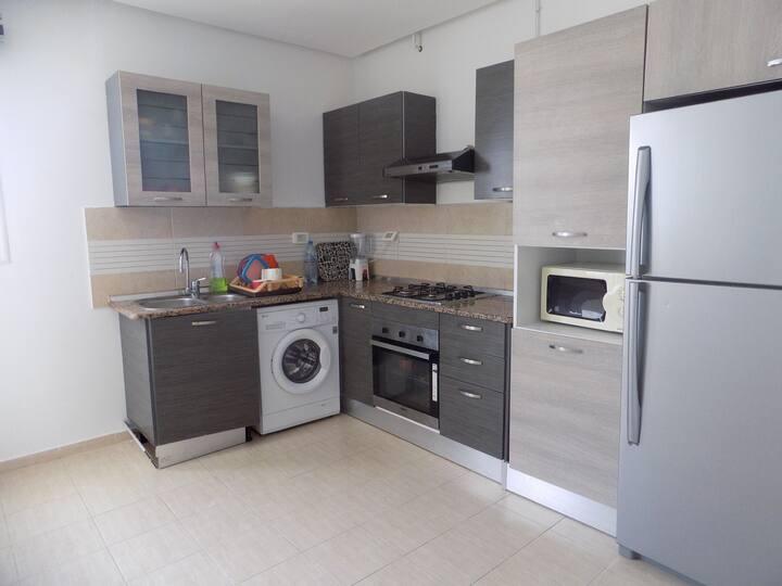 S+3 meublé de 124m² à Cité El Wafa