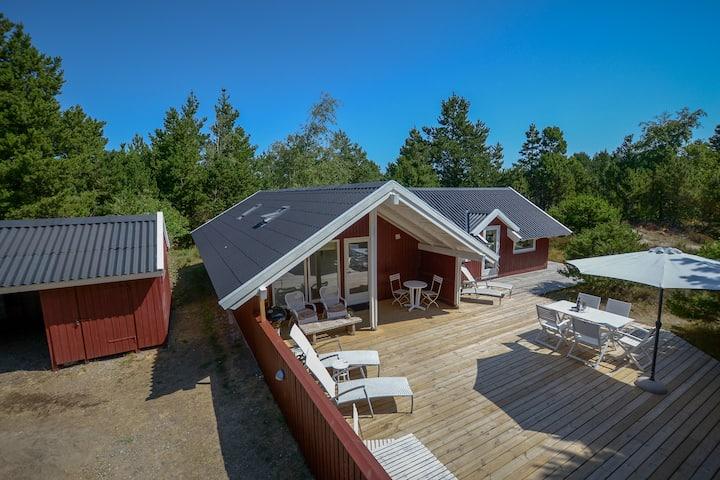 Haus in Kromose, Römö, 102Qm, 300m zum Wattenmeer