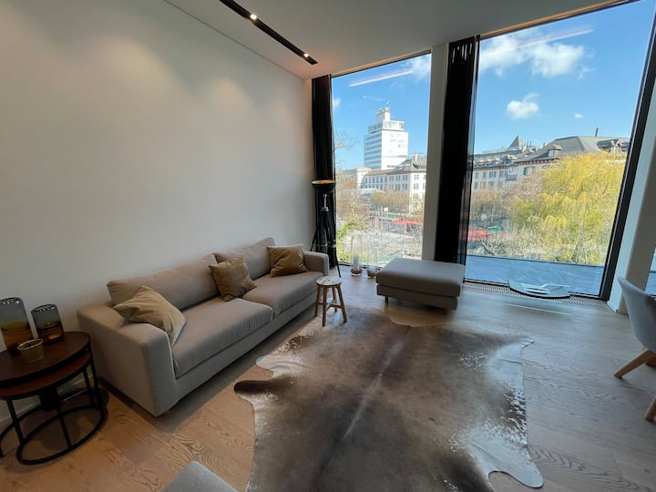 Brand new top luxury LOFT in the heart of Zurich