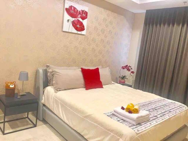 Bright, cozy 2 bedroom apartment in Pondok Indah