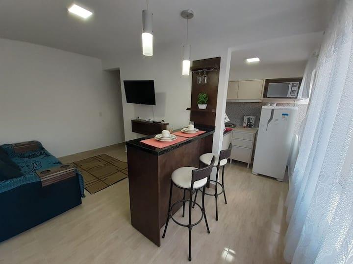 Apartamento silencioso na rua Itupava  prox centro