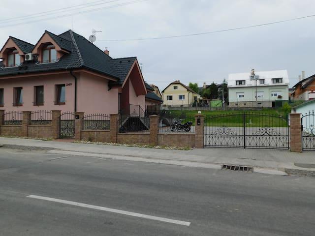 Apartmánový dom Bojnice