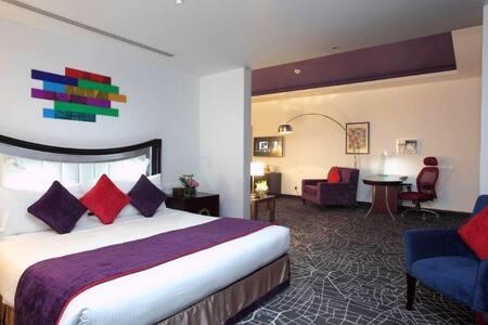 Mena hotel Riyadh 966551298807 - Riyadh - Bed & Breakfast
